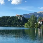 lake Bled and castle