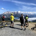 mountain bike in schladming