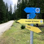 crossroad pokljuka julian alps