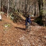 autumn gravel ride in bohinj valley