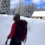 ski touring in triglav national park
