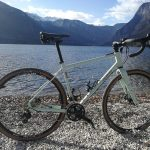 specialized sequoia by the bohinj lake