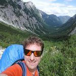 hike from mt. Triglav through Krma valley